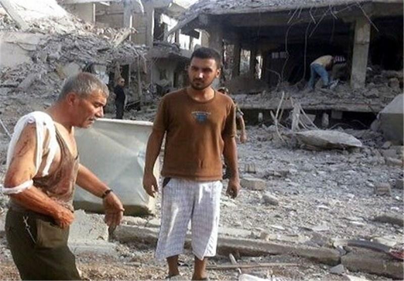 30 شهید فی تفجیرین إرهابیین بمدینة الحسکة شمال شرق سوریا