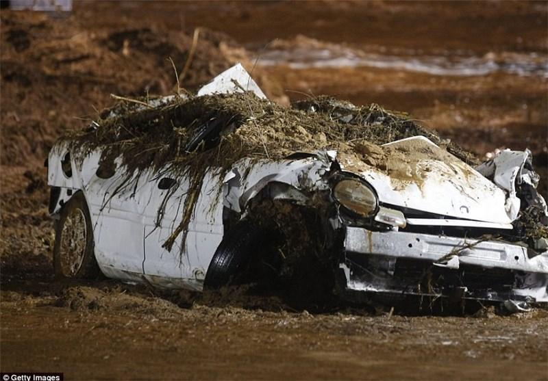 Utah Flash Flood Kills 16, Four Others Still Missing