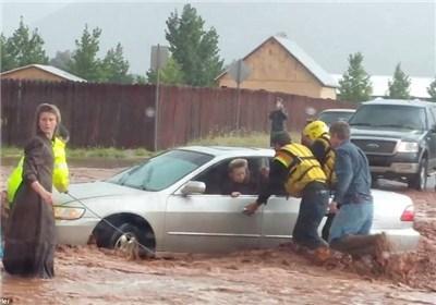 Flood Nursing Home Texas