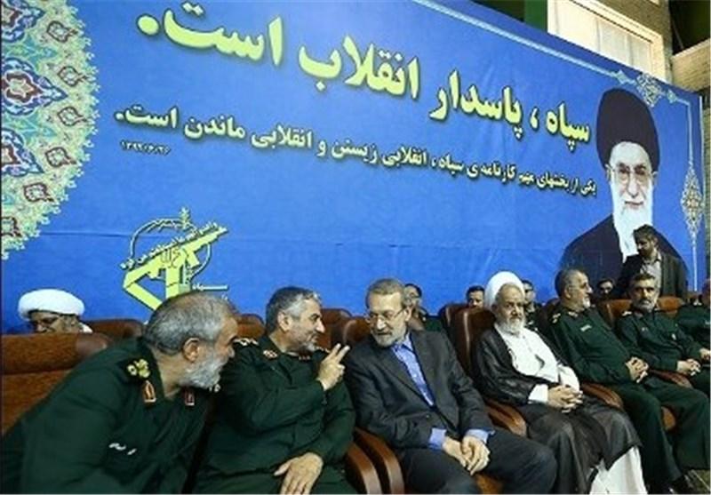 لاریجانی: ایران قوة اقلیمیة ومسؤولة