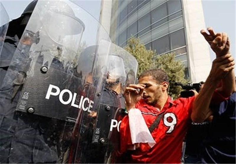 درگیری در بیروت