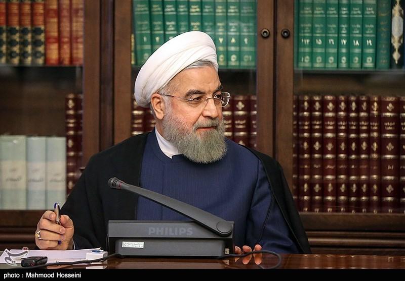 روحانی: 12بهمن 57 روزی بسیار مهم در تاریخ جمهوری اسلامی ایران است