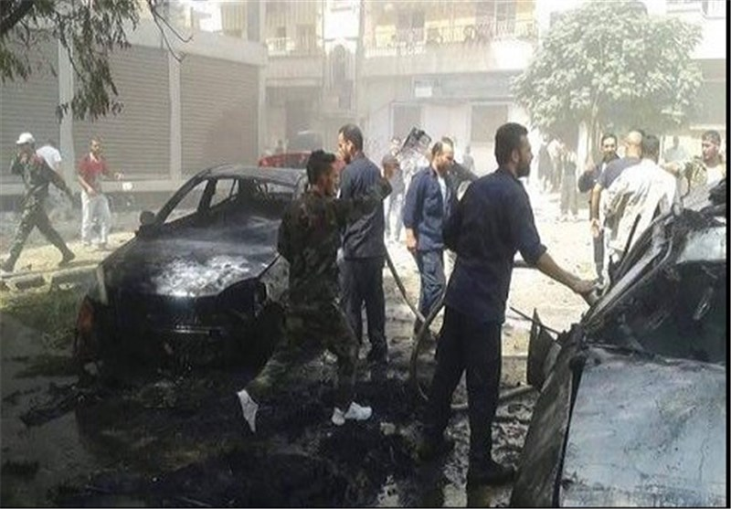 8 Killed, Dozens Wounded in Car Bomb in Syria's Homs