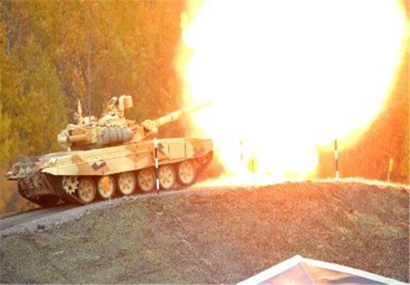 ماذا لو واجهت الدبابة الروسیة ت- 90 الدبابة الأمریکیة أبرامز على أرض سوریة؟!