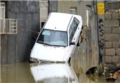 Flash Flooding Hits Northern Iran, 2 Killed, 5 Missing