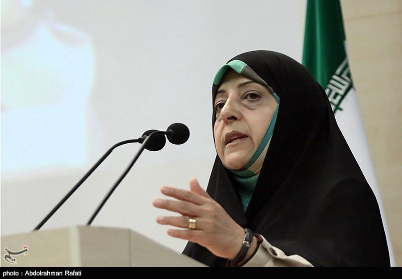 سفر یکروزه معصومه ابتکار به استان همدان