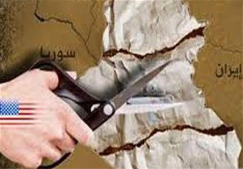 محلل سیاسی : أمریکا و«اسرائیل» یسعیان إلى تمزیق العراق