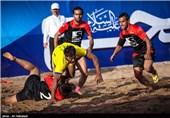 حضور تیمهای کبدی بانوان و آقایان ایران در بازیهای ساحلی سانیای چین