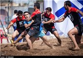 هفتمین دوره رقابت های لیگ برتر کبدی ساحلی باشگاه های کشور در سبزوار