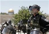 قوات الکیان الصهیونی تعزز تواجدها فی القدس والضفة خشیة من مواجهات مرتقبة