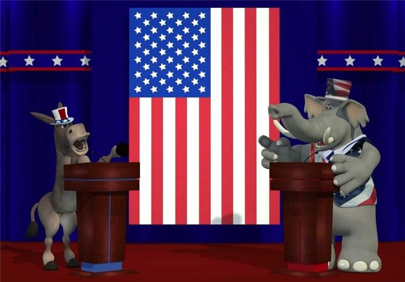 کاهش مقبولیت جمهوریخواهان در آمریکا پس از روی کار آمدن ترامپ