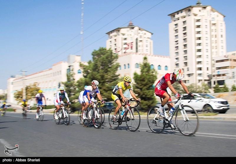 مسابقات دوچرخه سواری شهری در کرج - البرز