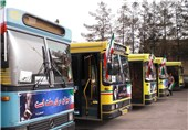 راهاندازی خطوط شبانه اتوبوسرانی در شهر تهران