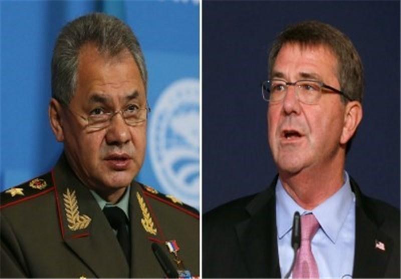 اتصال هو الأول من نوعه بین وزیری الدفاع الأمریکی والروسی بشأن سوریا