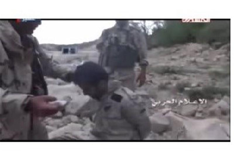 المزید من أسرى الجیش السعودی فی قبضة القوات الیمنیة