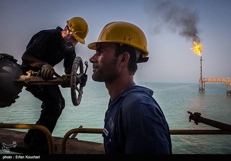 ظرفیت بالای منطقه نفتی بهرگان در مقابله با تحریم ها