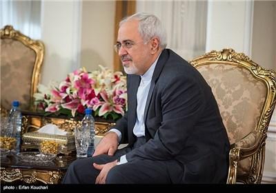 محمدجواد ظریف وزیر الخارجیة