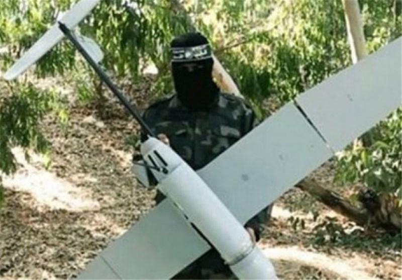 کتائب الشهیدالقسام تستولی على طائرة تجسس«اسرائیلیة»