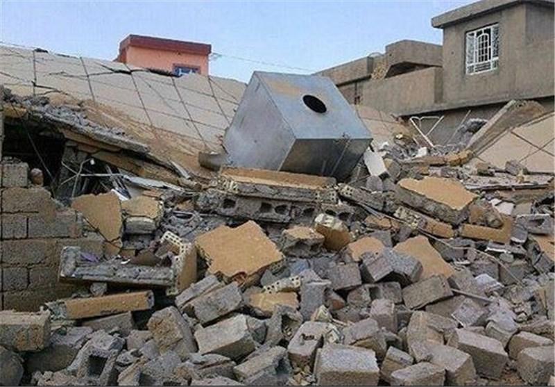 """داعش"" تفجر منازل مسیحیین وشبک بسهل نینوى العراقی"