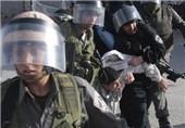 نظامیان صهیونیست بازداشت