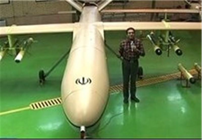 """طائرة """"شاهد 129"""" بدون طیار الایرانیة تهدید مباشر وعاجل ضد «إسرائیل»"""