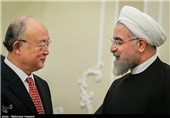 Iranian President Calls for IAEA's Impartial Approach to JCPOA