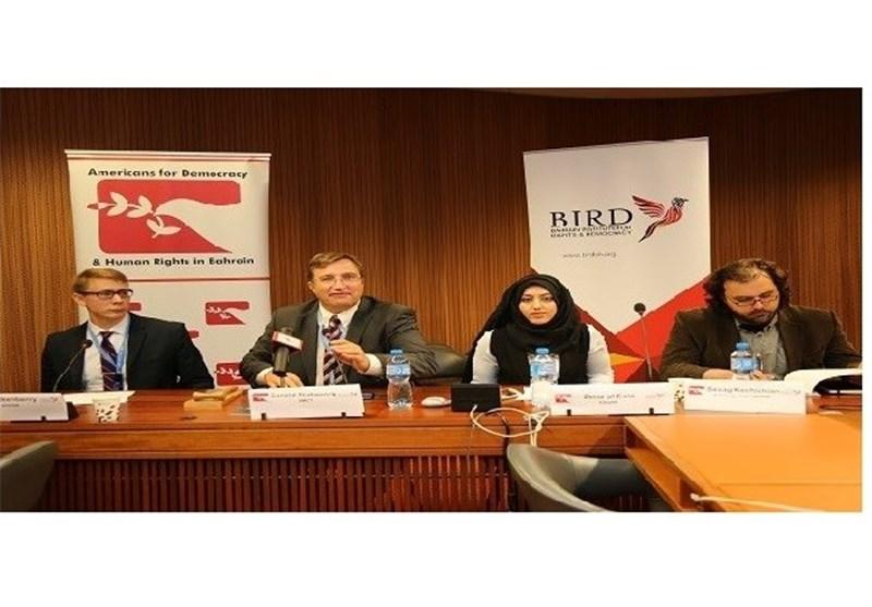 """ندوة فی جنیف لـ""""منظمة أمریکیون من أجل الدیمقراطیة وحقوق الإنسان"""" حول التعذیب فی السعودیة"""