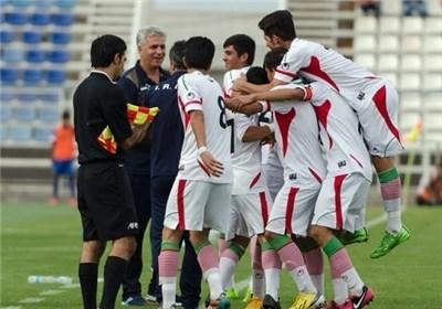 چمنیان: بازیکنان تیم نوجوانان از کشورهای اروپایی پیشنهاد داشتند