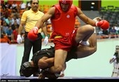 جوانان ووشوی ایران نایب قهرمان جهان شدند