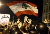 لبنان| دستگیری عامل پخش پولهای کثیف در میان معترضان/ درخواست برای مسدود کردن حساب مسئولان بلندپایه