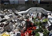 Activists Collect Trash from Roadsides N. Beirut