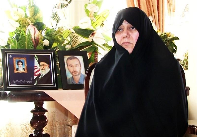 زوجة العالم الفضائی الشهید فی الحرم المکی الشریف تستبعد أن یکون الحادث سقوط رافعة
