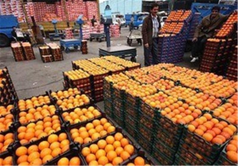 پایانه صادراتی میوه
