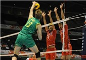 Iran Defeated by Australia at FIVB Volleyball World Cup