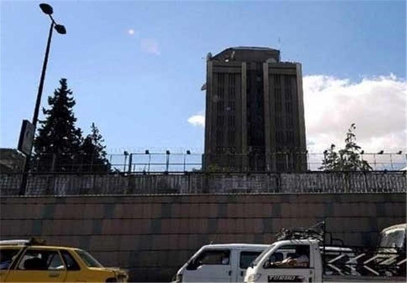 موسکو: قصف سفارتنا بدمشق نفذه مسلحون یتلقون تمویلاً خارجیاً