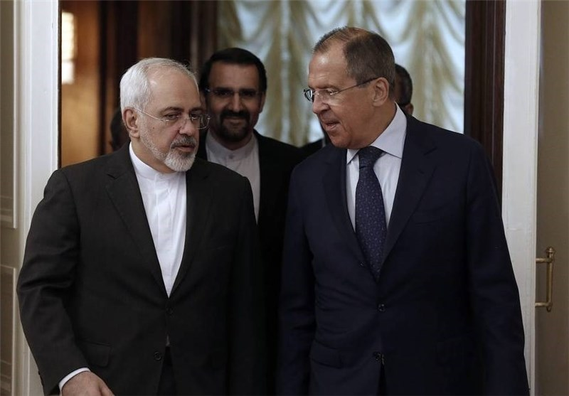 Iranian, Russian FMs Discuss Energy Cooperation: Moscow