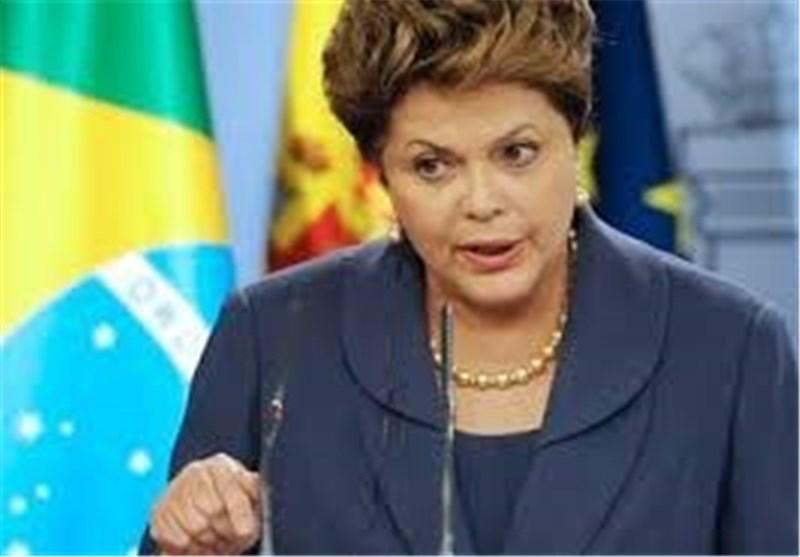 مجلس الشیوخ البرازیلی یوقف عمل رئیسة البلاد ویخضعها للمحاکمة