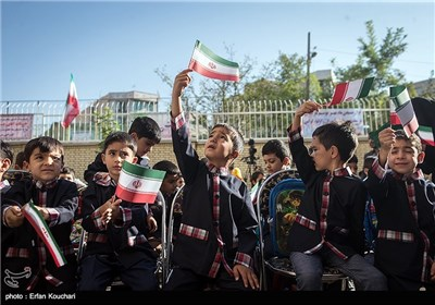 New School Year Started in Iran