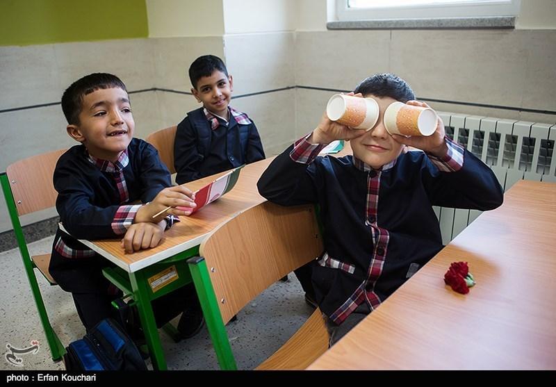نسبت نشاط و شادابی و اهداف آموزشی در مدارس