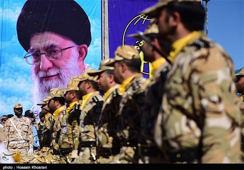 صبحگاه مشترک نیروهای مسلح استان بوشهر برگزار شد