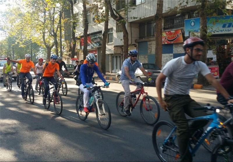 6 ایستگاه دوچرخه اشتراکی در قزوین راهاندازی میشود