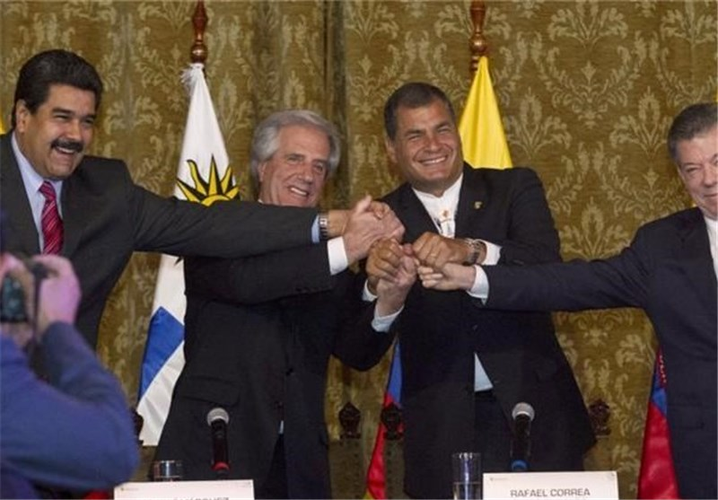 Venezuela, Colombia Agree to Restore Ambassadors after Spat