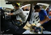 تولید بیش از 200 هزار خودرو از ابتدای امسال