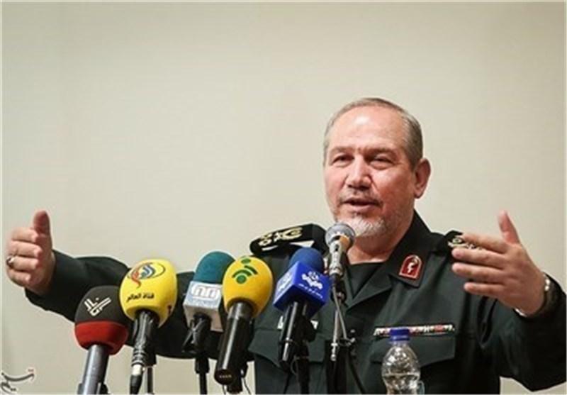 اللواء صفوی: روسیا تنسق مع إیران فی تصدیها للارهابیین