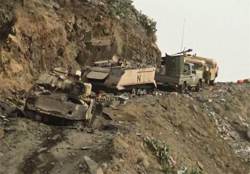 القوات الیمنیة تحبط هجمات قوات العدوان فی مآرب وتلحق بها خسائر فادحة