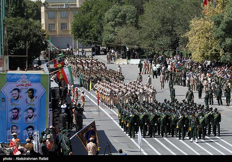 Iranian Armed Forces Gearing Up for Commemorative Parades