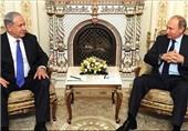 رایزنی نتانیاهو و پوتین درباره همکاری نزدیکتر نظامی