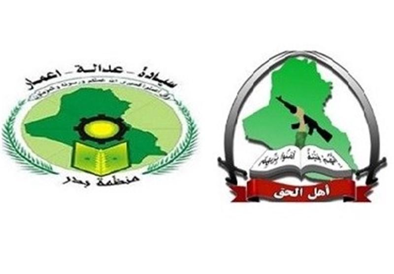 عصائب الحق ومنظمة بدر تحذران من التواجد الأمریکی فی العراق