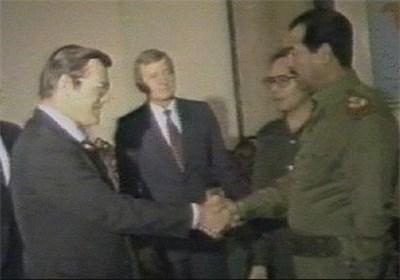 آمریکا حامی اصلی صدام در جنگ تحمیلی