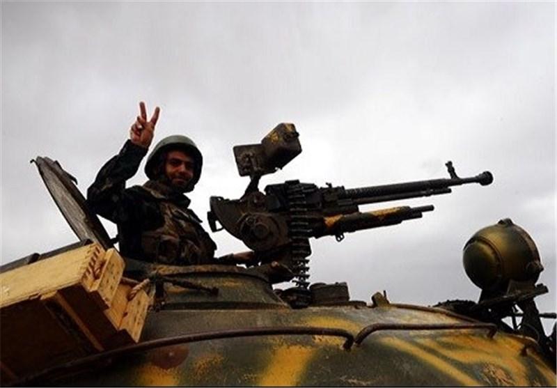 الجیش السوری یحبط هجوماً على مبنى الکلیة الجویة بحلب ویسیطر على تلة استراتیجیة بریف دمشق